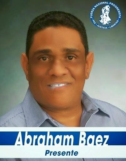 Abraham Báez, regidor