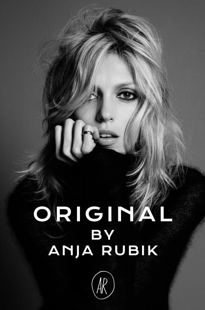 via fashioned by love | Anja Rubik Original perfume campaign photographed by Paola Kudacki