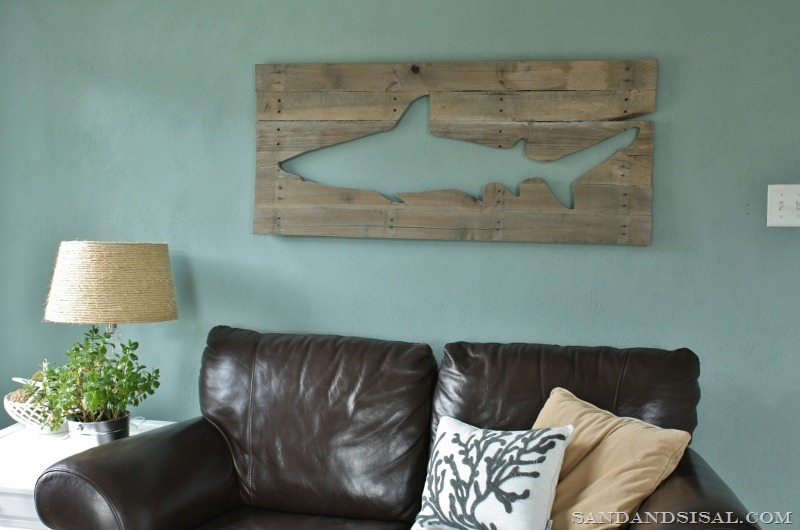 Pallet Wood Wall Art dishfunctional designs: art from reclaimed wood shipping pallets