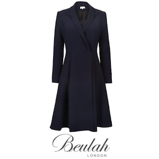 Kate Middleton wore CHIARA Trapeze Coat