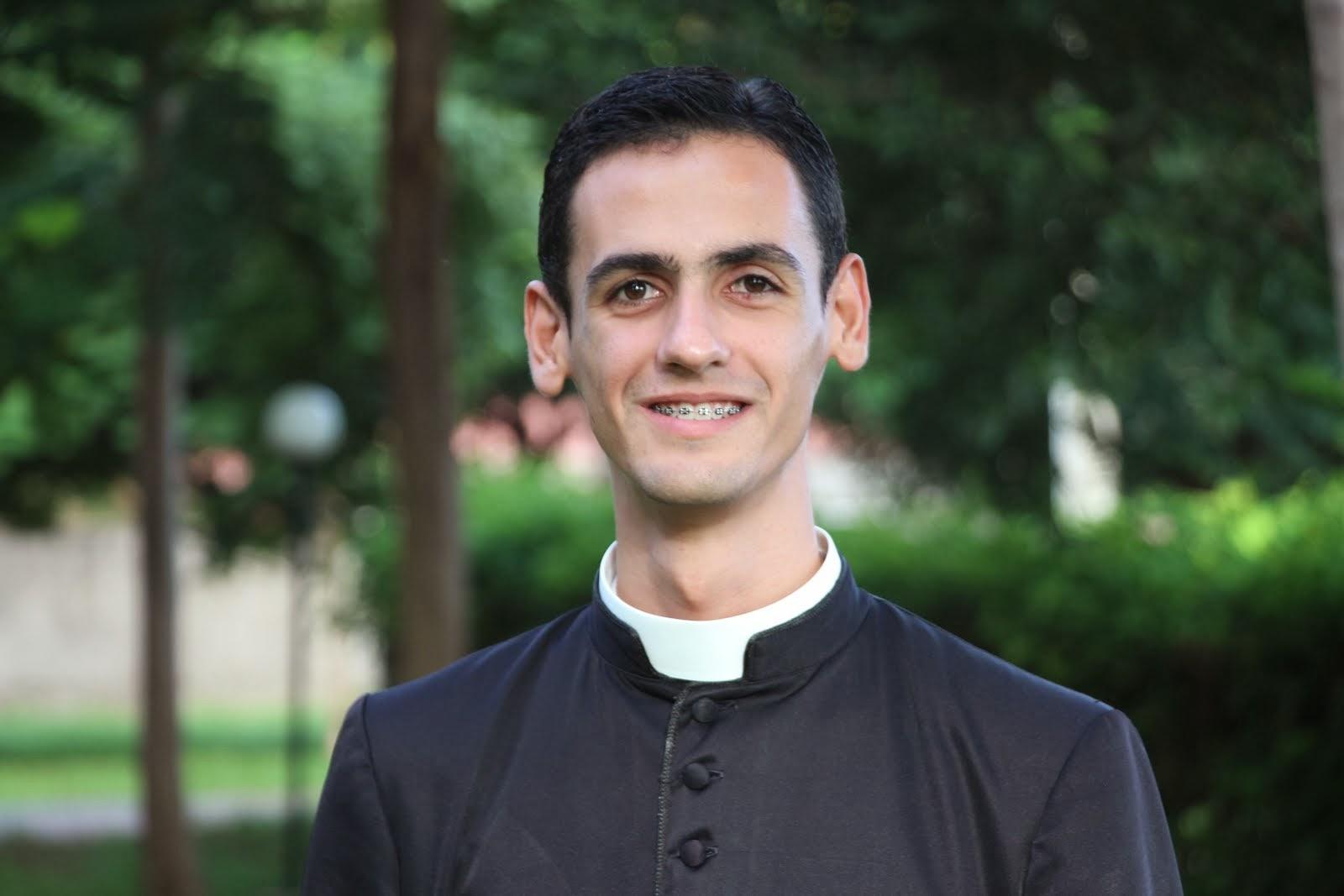 Seminarista Eduardo