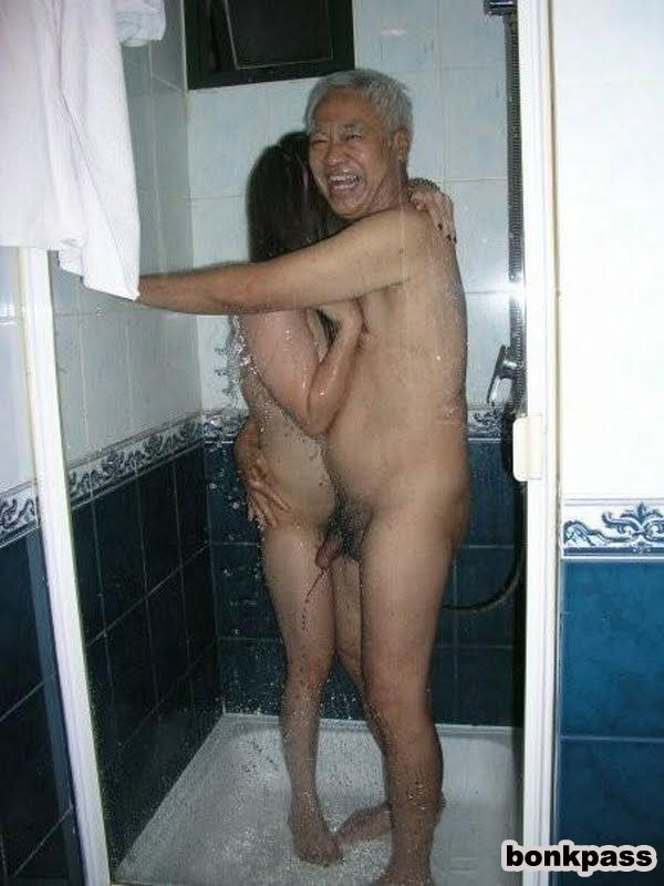 asian old man sex