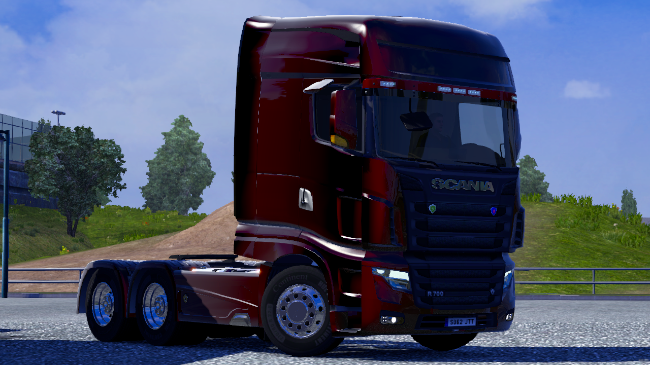 tractocamion scania r700 lux nueva versi n 2015 ets 2. Black Bedroom Furniture Sets. Home Design Ideas