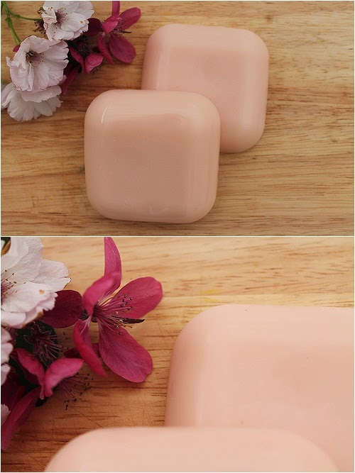 Soothing Soap For Upset Skin - Rose and Honey Goats Milk Soap
