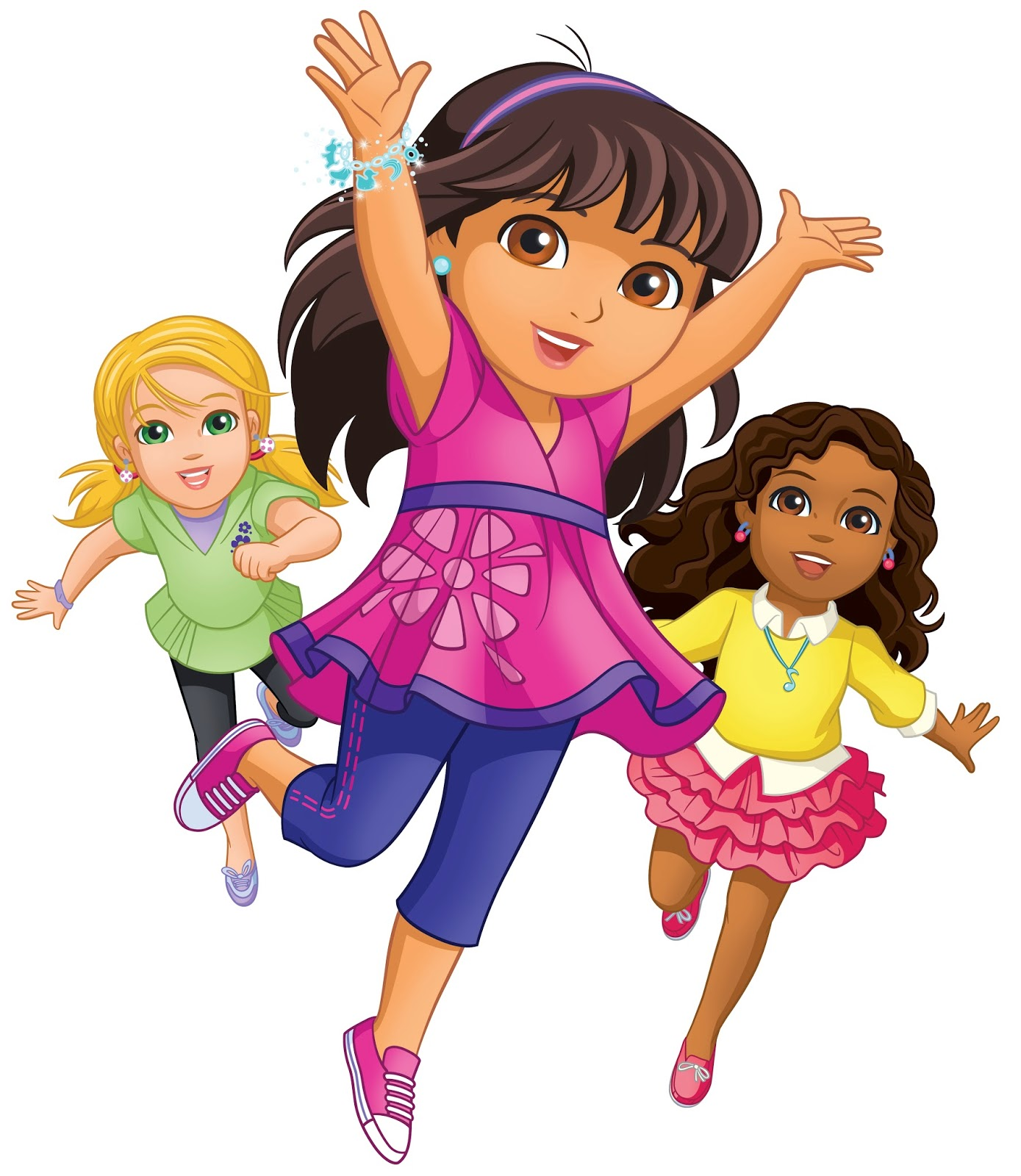 Dora And Friends Into The City Nickelodeon Asia Nick Jr Junior