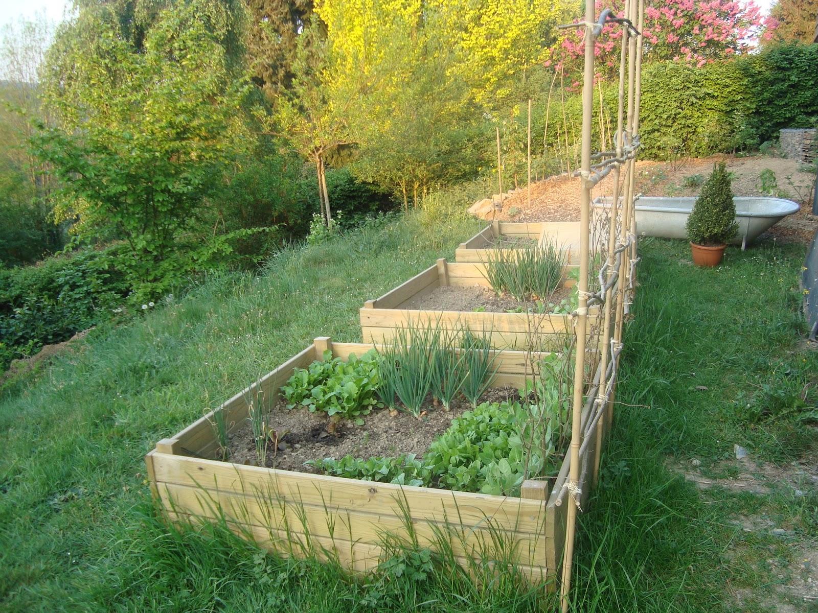 Je Suis Au Jardin Coming Out Garden Watchers Chez Valou