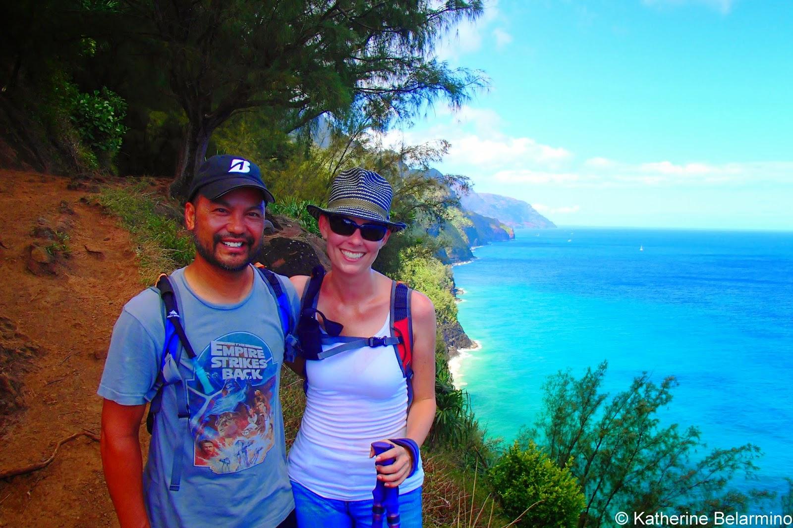 Kalalau Trail Na Pali Coast Hike Kauai Hawaii