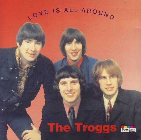 the basement The Troggs