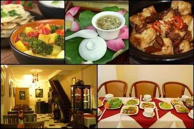 Quán chay Pháp Uyển - Thanh tịnh với ẩm thực chay ngon, địa điểm ăn uống 365