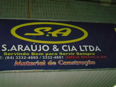 S.ARAÚJO &CIA. LTDA