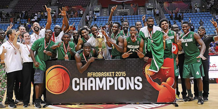 Nigeria's Basketball Team Frowns At Buhari's 600k Gift - See Why