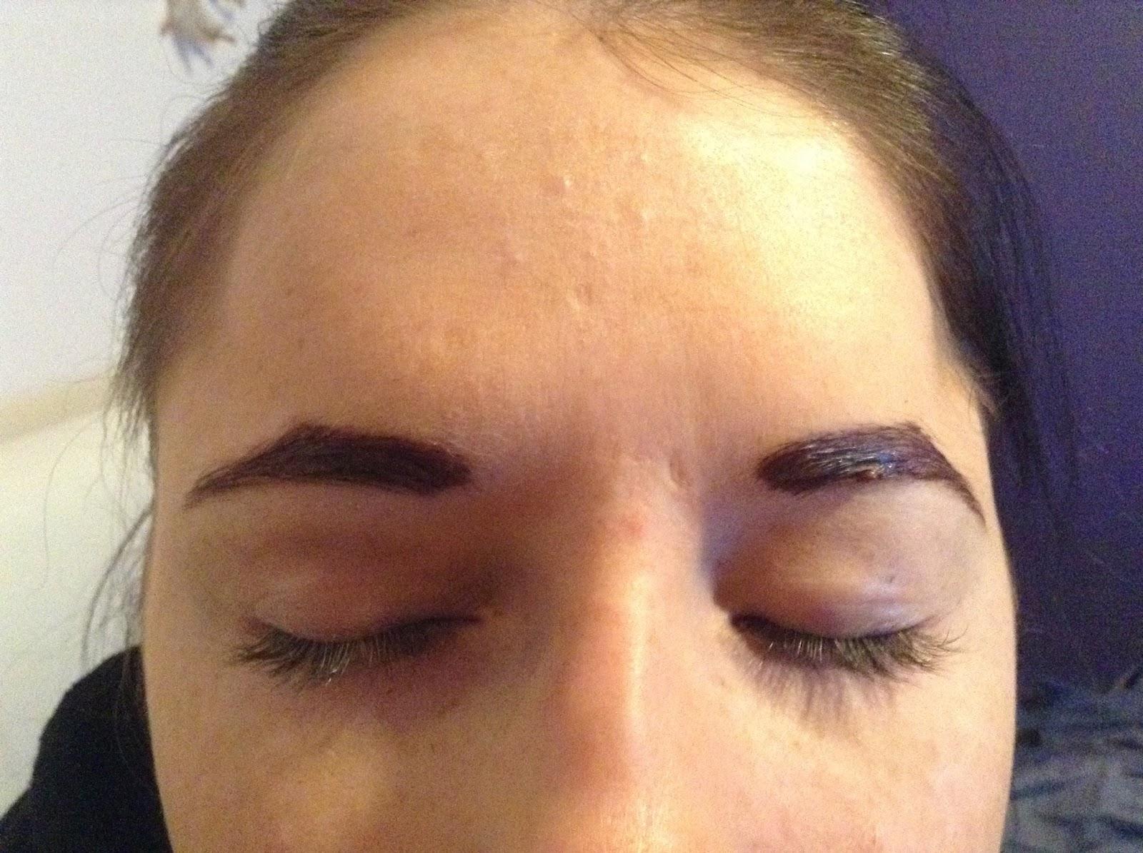 1000 hour eyelash & brow dye kit instructions