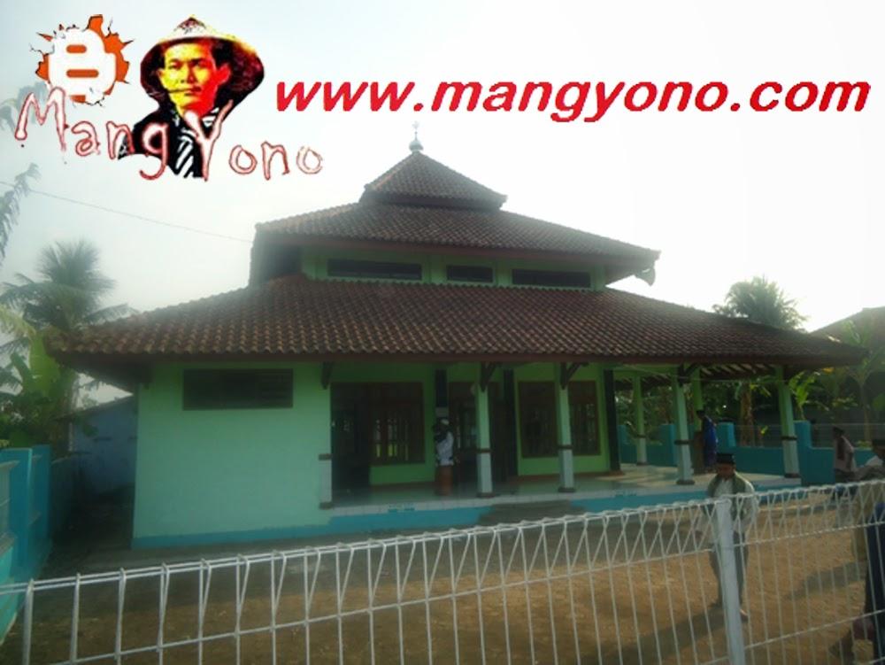 Mesjid As Salam Dusun Gardu, Bendungan, Pagaden Barat