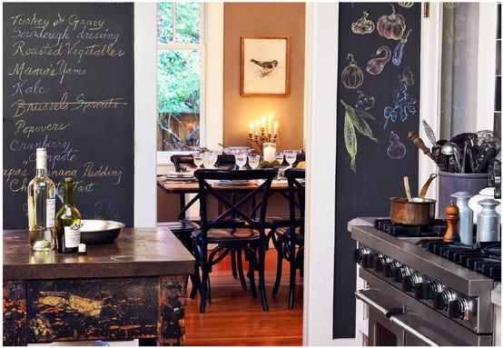 Come decorare le pareti della cucina...e non solo   architettura e ...