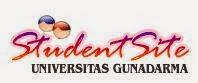 logo studentsite gunadarma