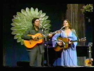 """Leonard Cohen y Judy Collins """"La dama de los ojos azules"""", cantan juntos """"Suzanne"""""""