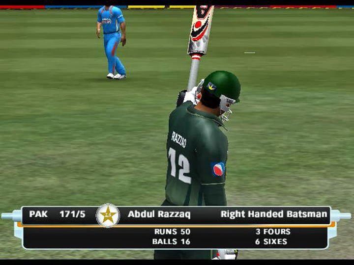 cricket games free download pc full version 2012