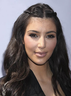 invisible hairstyle kim kardashian -27