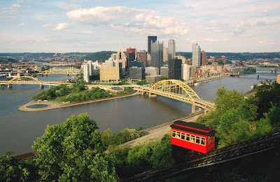 Pittsburgh, what to do in Pittsburgh, travel guide, Industry Public House, Ross Park Mall, Evolve Wellness Spa, eating, drinking, shopping, massage, spa, the incline