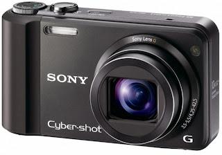 Sony Cyber-shot DSC-H70 16.1 Megapixel Camera