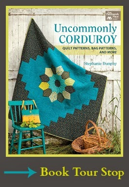 UNCOMMONLY CORDUROY BLOG TOUR