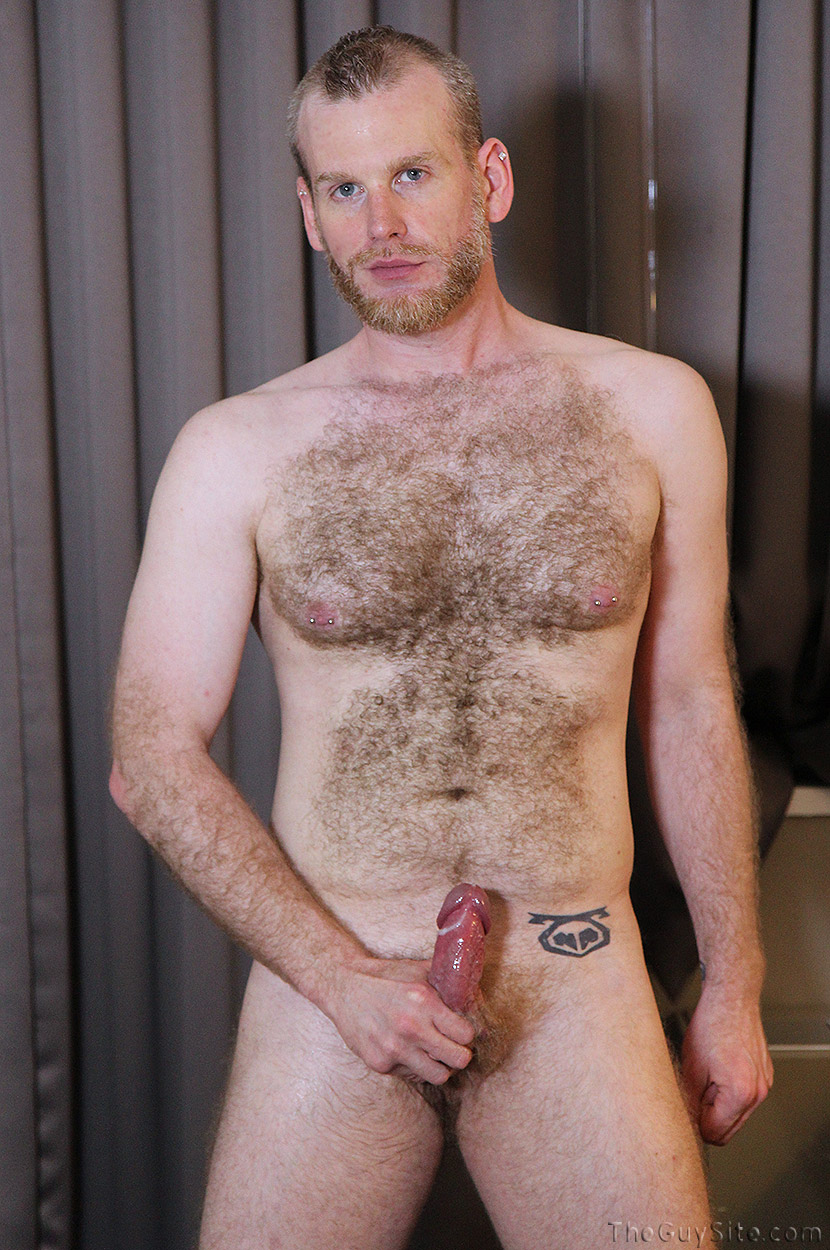Hairy nude blonde men theme interesting