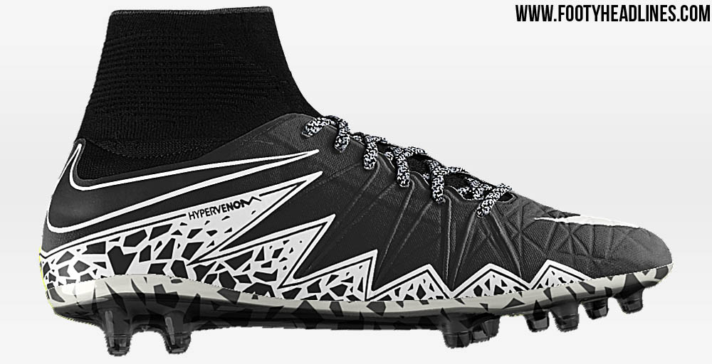 sale retailer 0b116 47844 Nike Hypervenom Phantom II Leather - Light Bone / Black - Nemo 4 Shop
