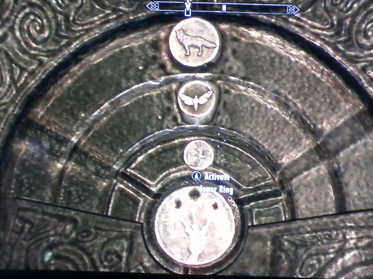 Alduin Wall Floor Puzzle Alduin S Wall Quest The Elder