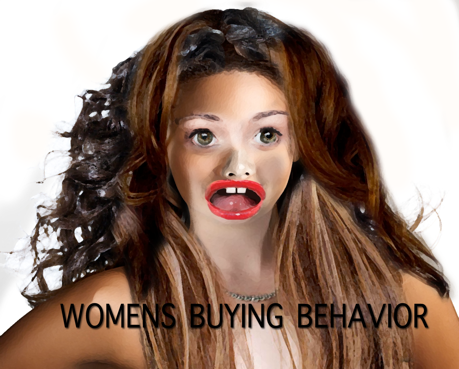 womens buying behavior