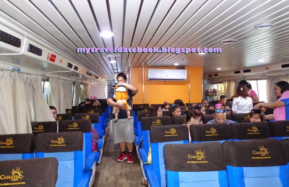Camaya Coast Ferry
