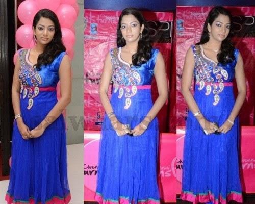 Saraa Blue Salwar Kameez