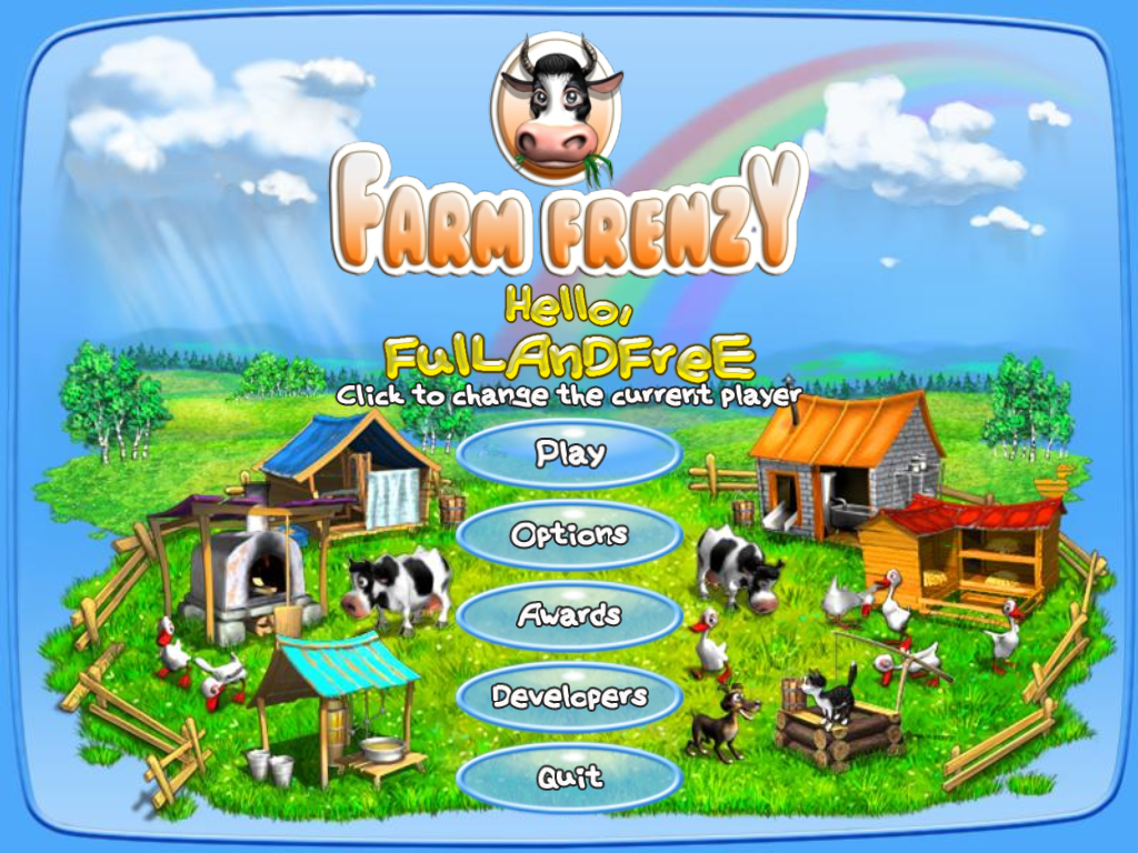 free download games for windows 7 farm frenzy