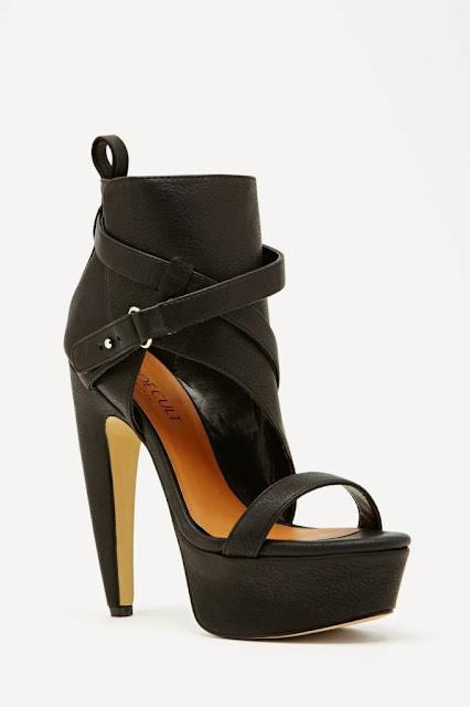 Shoe Cult Narbonne Platform Heel by Nasty Gal