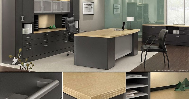 How To Create The Perfect Modern Office Space In 2015