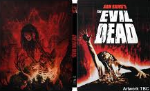 The Evil Dead Steelbook (UK)