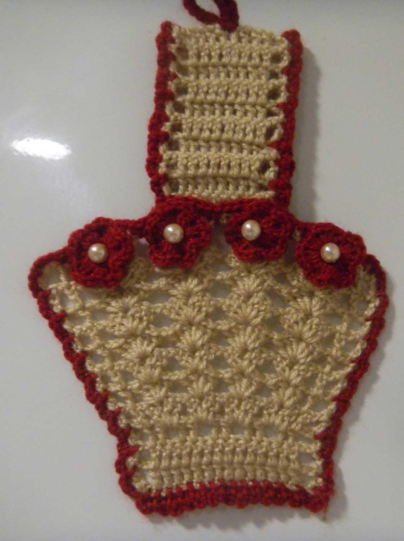 Crochet Hanging Flower Basket Pattern : sandvicrochet: crochet wallhanging flowerbasket