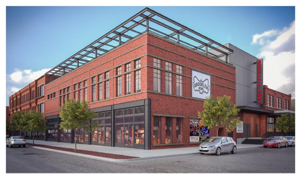 rendering OKW Architects & Flip City: Dead Meat at the Fulton Market - written by fellow ...