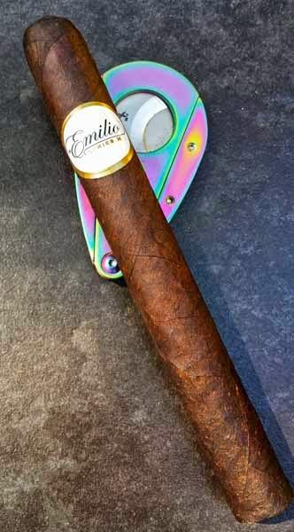 Emilio Cigars Series H Maduro Toro