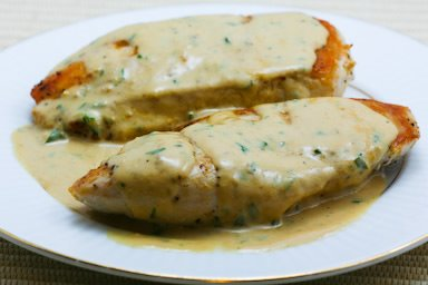 recipe: tarragon sauce for fish [23]