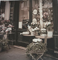 Paris Flower Shop - thank you Jane!
