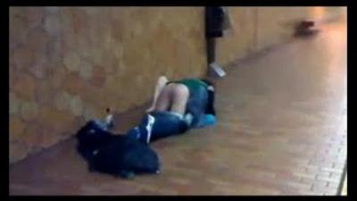 Video Pasangan Mesum di Stasiun Kereta Heboh di Internet