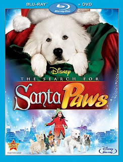 The Search For Santa Paws Post Flu Nightmares: Care of Disney