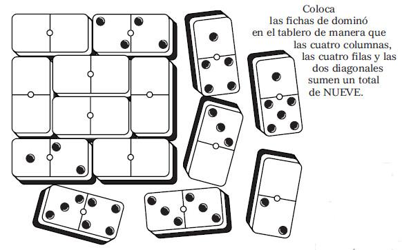 Fichas de cuadrados imagui for Fichas de domino