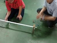 Mahasiswa UI Awetkan Ikan Dengan Gelombang Air Laut