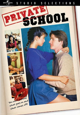 Private School (1983) DVDRip XviD 700MB