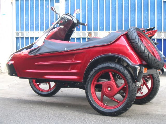 Cat Variasi Honda Vario.html | Autos Weblog