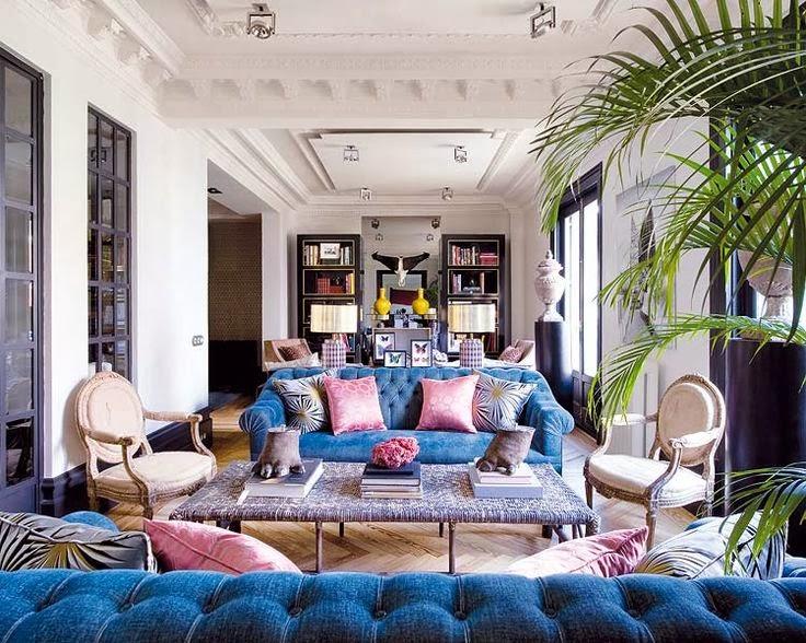 Cosas de palmichula la casa favorita de los decoradores y - Decoradores de casas ...