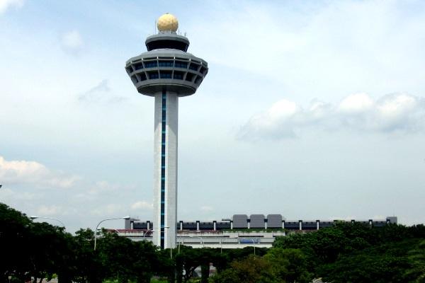 Changi International Airport, Singapore. ZonaAero