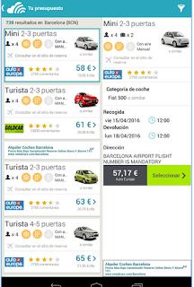 Skyscanner Alquiler de coches