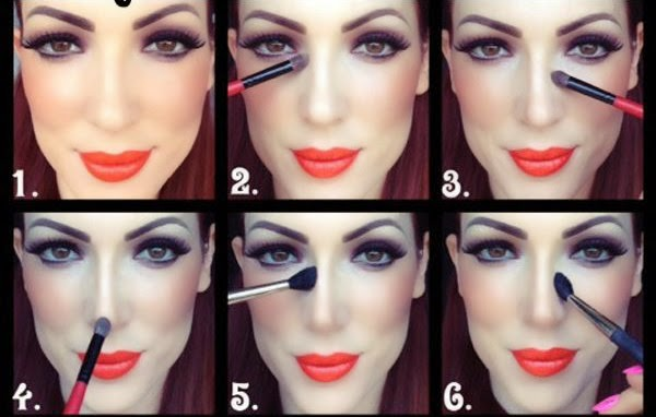 Nose Contouring | Tips Webs